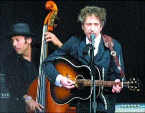 ALL DYLAN CONCERTS EVER ON THE EMERALD ISLE
