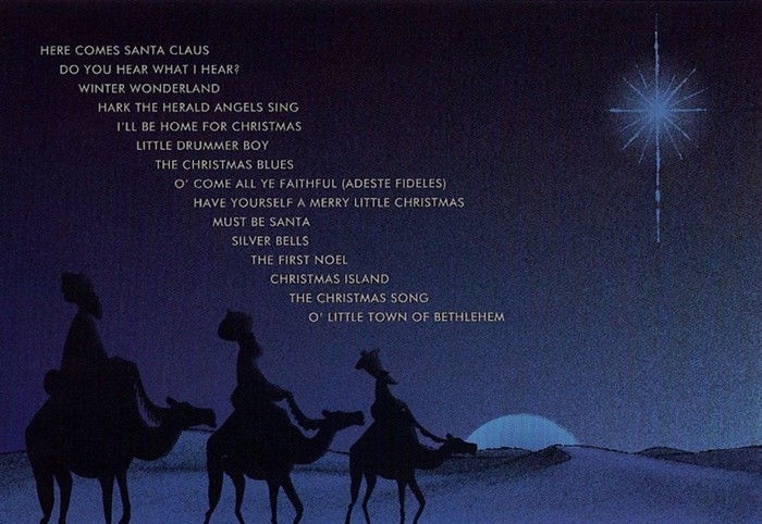O' little town of Bethlehem